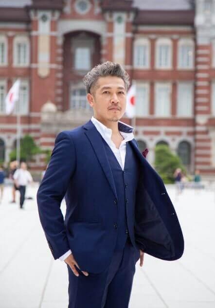 ミクレニティ株式会社代表取締役横野勝美